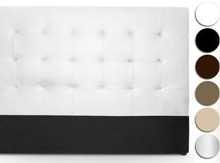 Tête de lit Lixor 160cm blanc