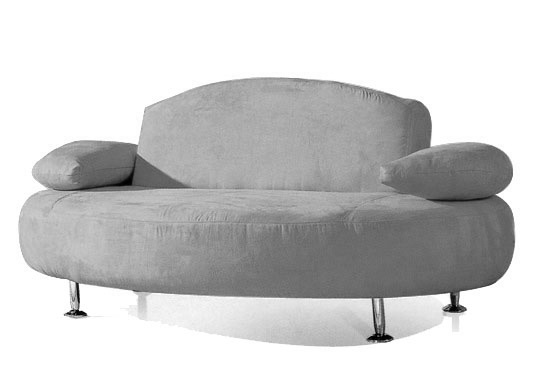 Canapé convertible design Twizy Gris