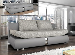 Banquette convertible design COSI Gris