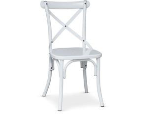 Chaise Angela blanc