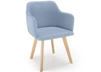 Chaise Canada bleu