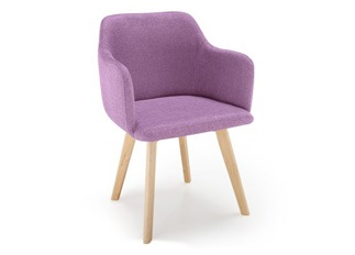 Chaise Canada violet