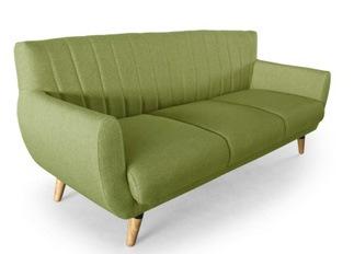 Canap� 3 places Mirabel vert