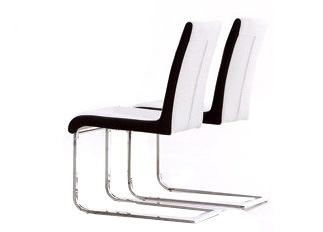 Lot de 2 chaises Flor