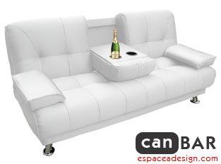 Convertible Canbar blanc