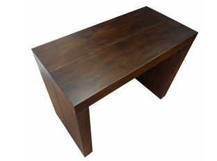 Table console bois weng�