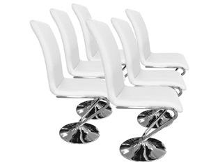 Chaises design Apesanteur VENDU PAR 6 blanc