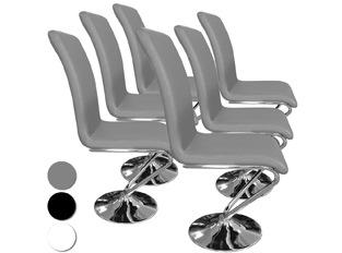 Chaises design Apesanteur VENDU PAR 6 gris
