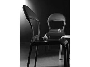 Chaise design Baudelaire vendu par 2