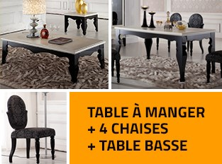 Prix des table basse 47 for Table a manger triangulaire