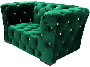 Fauteuil Royalfield vert