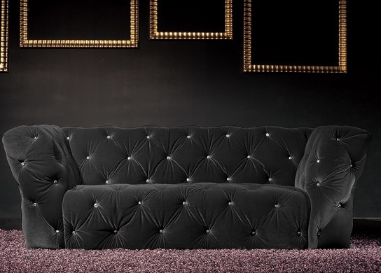 Chesterfield design baroque