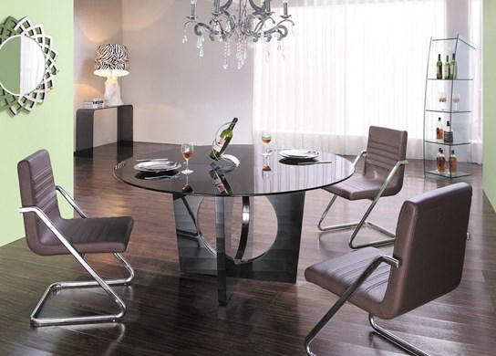 table à manger design et moderne