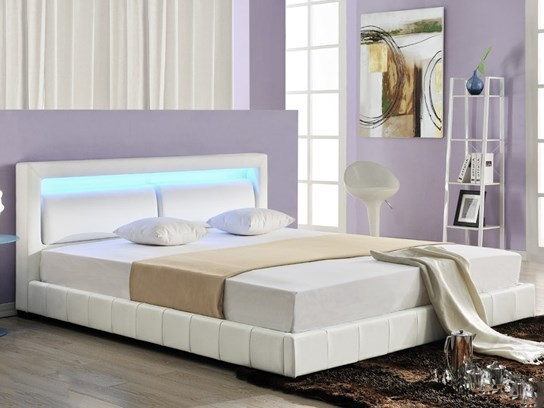 Design original et confortable avec éclairage LED