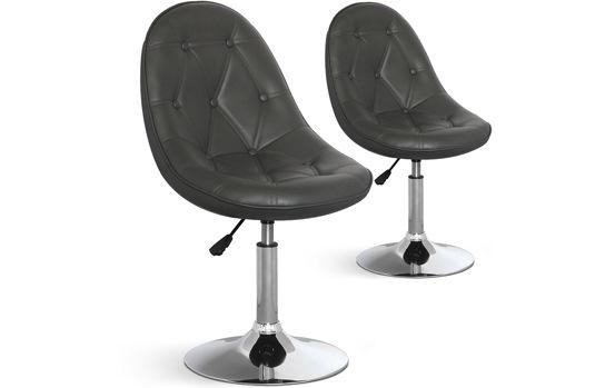 Chaises ajustable de bar