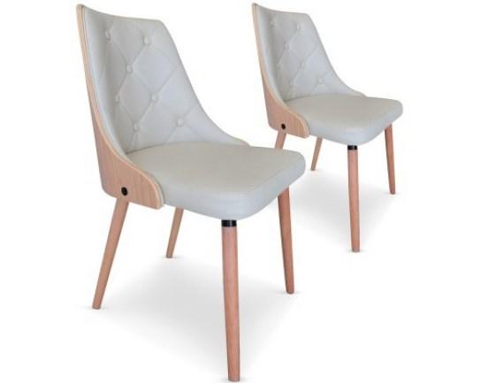 Chaises design en PU